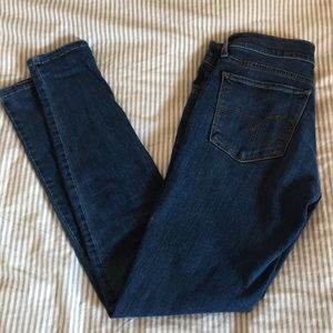 710 Super Skinny Jeans Size 26